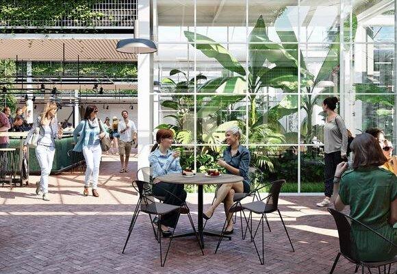 Ingka Centres z firmą Budimex rozpoczynają prace budowlane w Ogrodach Ulricha. Otwarcie już w 2022 roku