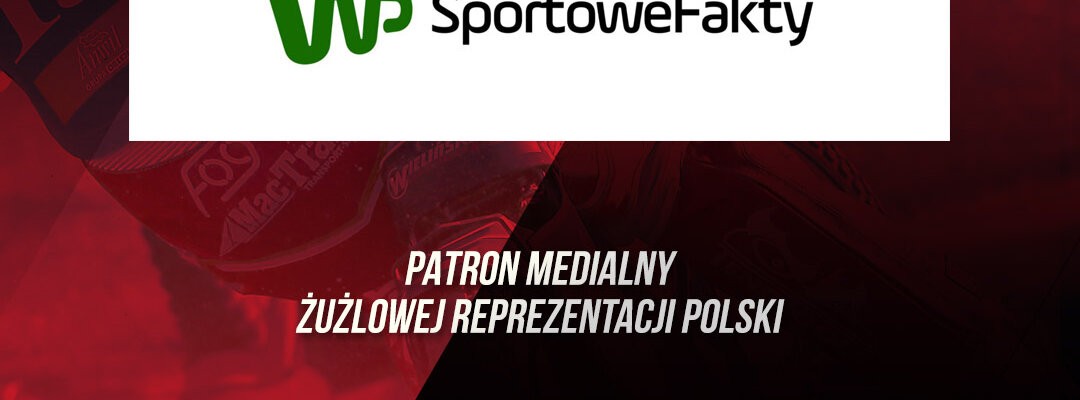 WP SportoweFakty patronem Żużlowej Reprezentacji Polski
