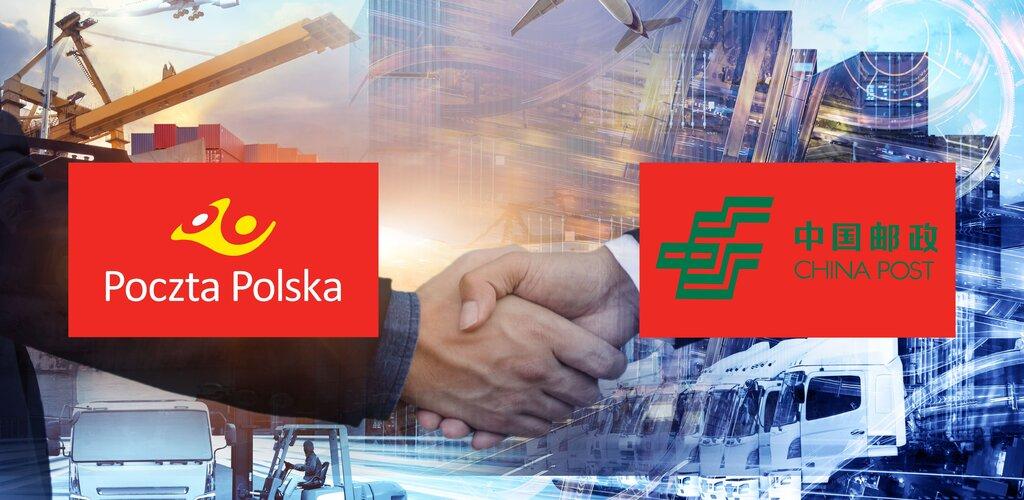Poczta Polska rozwija współpracę z Pocztą Chińską