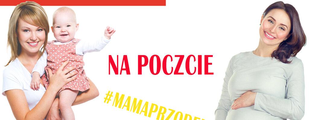 """Akcja """"Mama przodem"""" w placówkach Poczty Polskiej"""