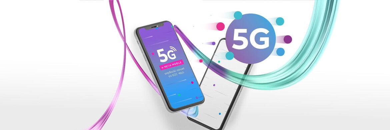 5G od teraz w Netii