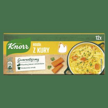 Zdjęcie: Atrakcyjniejsze opakowania, niezmiennie wyjątkowy smak – nowa odsłona bulionów Knorr
