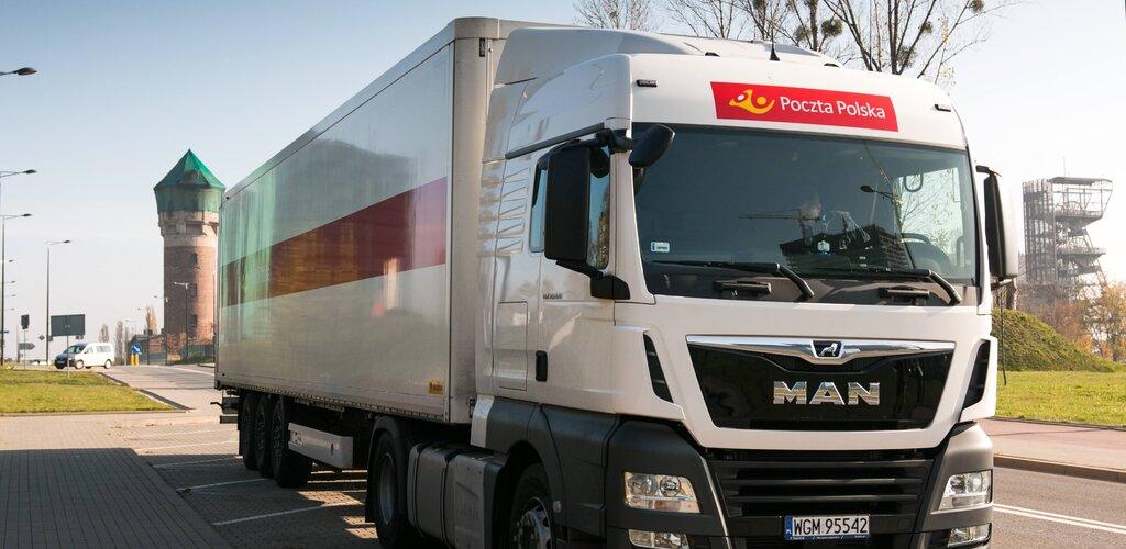 Poczta Polska liderem branży logistycznej