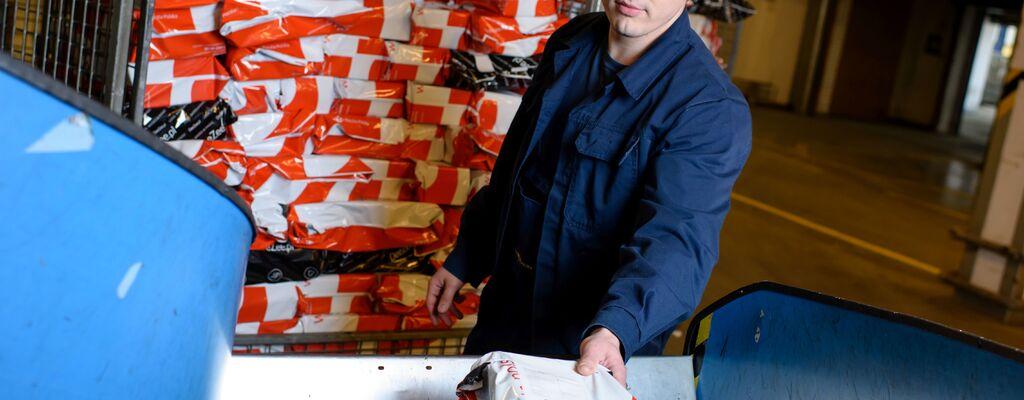 Rekrutacje pracowników sortowni pocztowych
