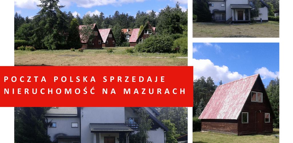 Poczta Polska sprzedaje nieruchomości w atrakcyjnych lokalizacjach