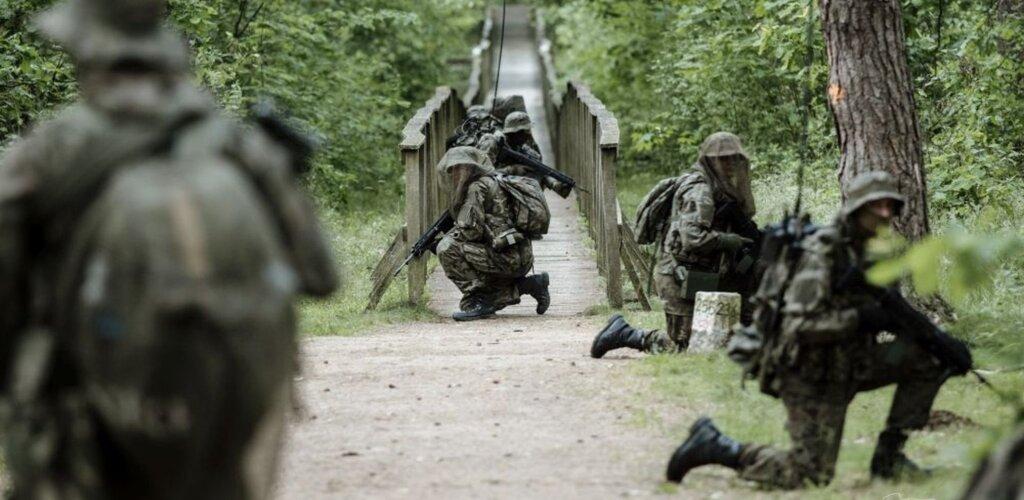 Lubelscy Terytorialsi wracają do intensywnych ćwiczeń w SRO