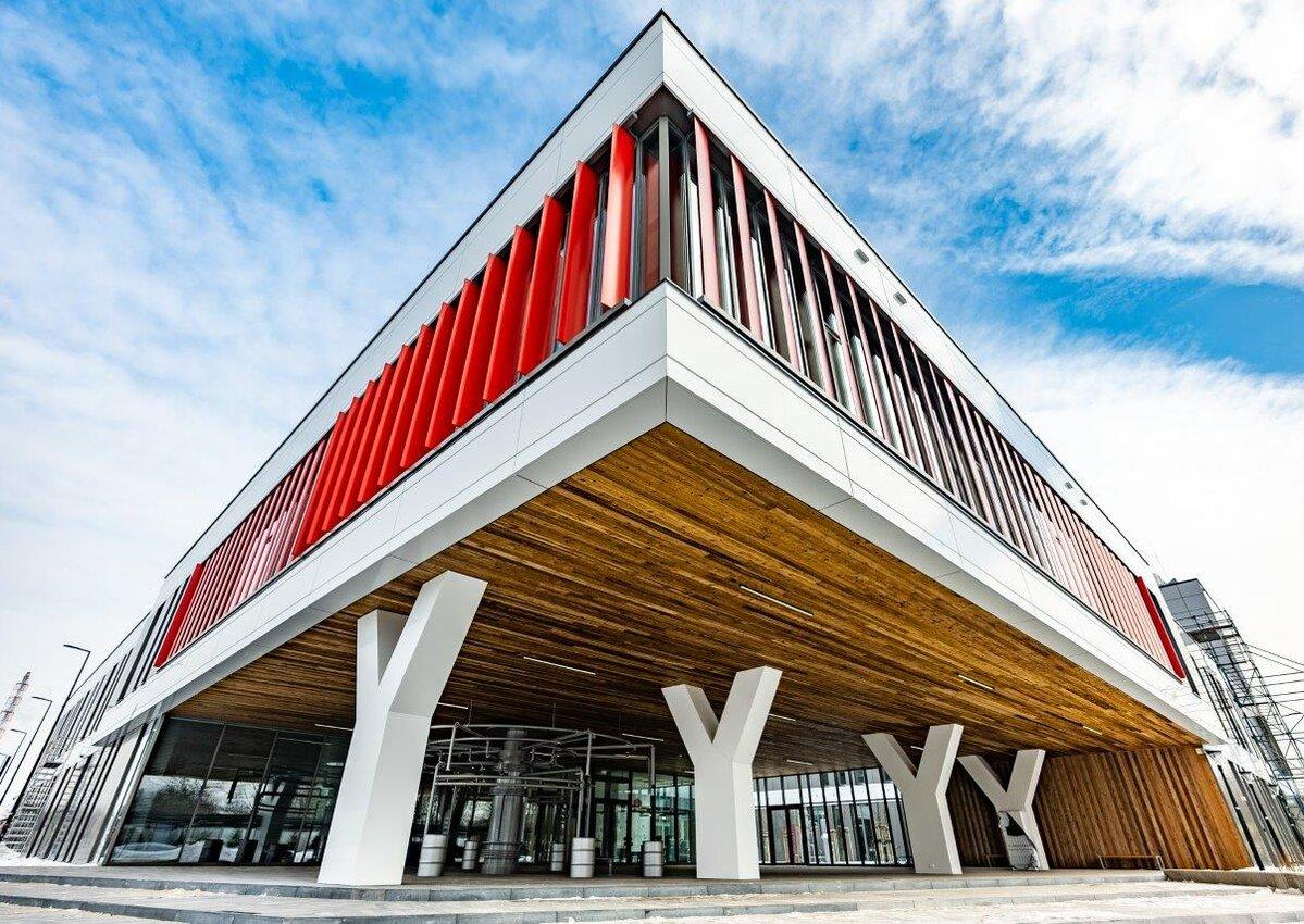 Budimex zrealizował Centrum Badawczo–Rozwojowe PKN Orlen w Płocku