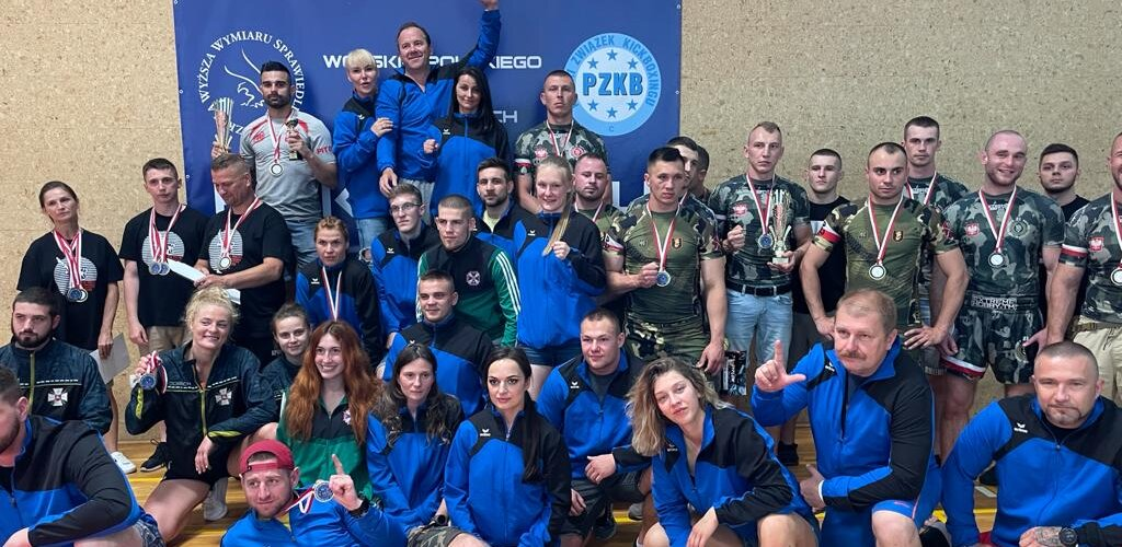 Terytorialsi zdobyli Puchar Polski Wojska Polskiego i Służb Mundurowych w Kickboxingu