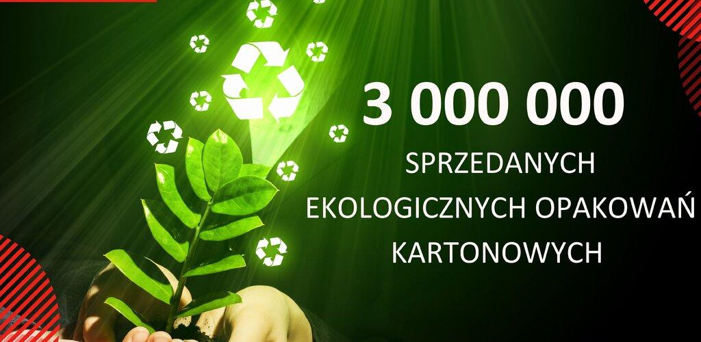 Poczta Polska z eko-ofertą. Opakowania biodegradowalne zyskują coraz większą popularność