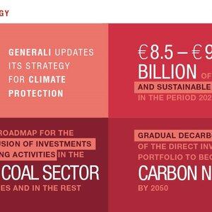 Generali aktualizuje swoją strategię ochrony klimatu