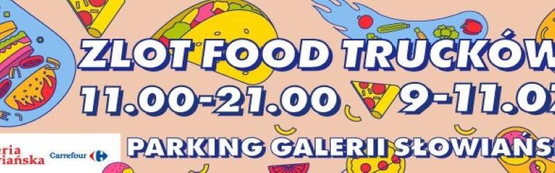 Zlot foodtrucków w Zgorzelcu