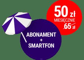 W Play płacisz mniej – abonament i smartfon już za 50 złotych miesięcznie