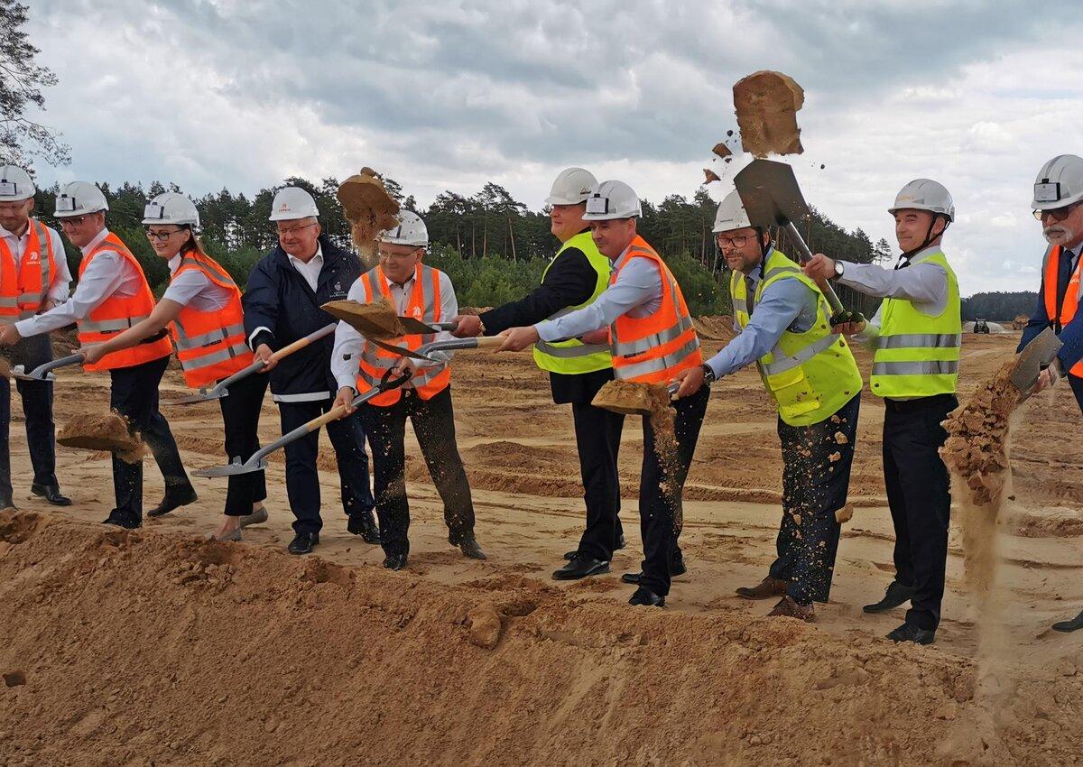 Inauguracja budowy odcinka trasy S11