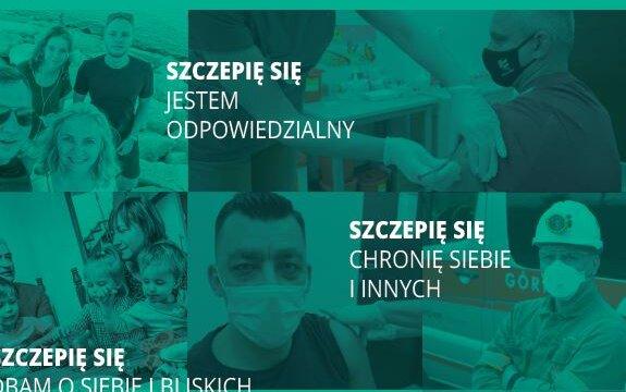 #Szczepimysię – KGHM prowadzi kampanię zachęcającą do szczepień pracowników miedziowej spółki