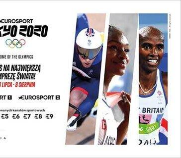 Siedem dodatkowych kanałów Eurosport z Igrzyskami Olimpijskimi dla wszystkich abonentów Netii