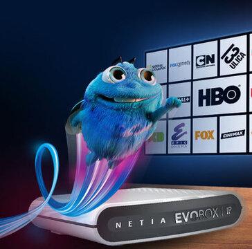 Jeszcze bogatsza oferta Netia TV