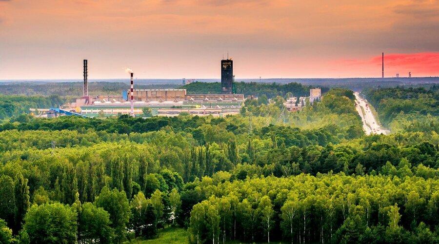 KGHM Polska Miedź S.A. details its impact on the climate