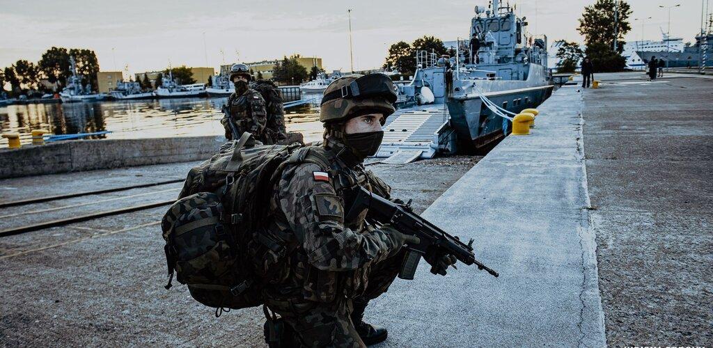 """Terytorialsi na ćwiczeniu """"Wargacz-21"""""""