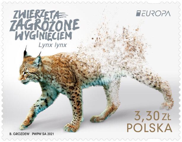 Finisz głosowania na znaczki w konkursie filatelistycznym EUROPA 2021
