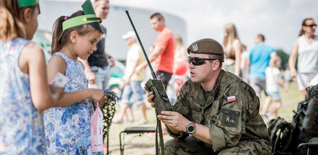 Pikniki wojskowe z okazji Święta Wojska Polskiego