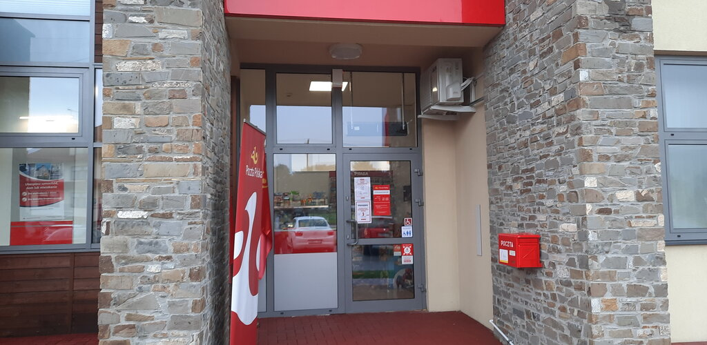 Poczta Polska: nowa lokalizacja placówki w Łososinie Dolnej