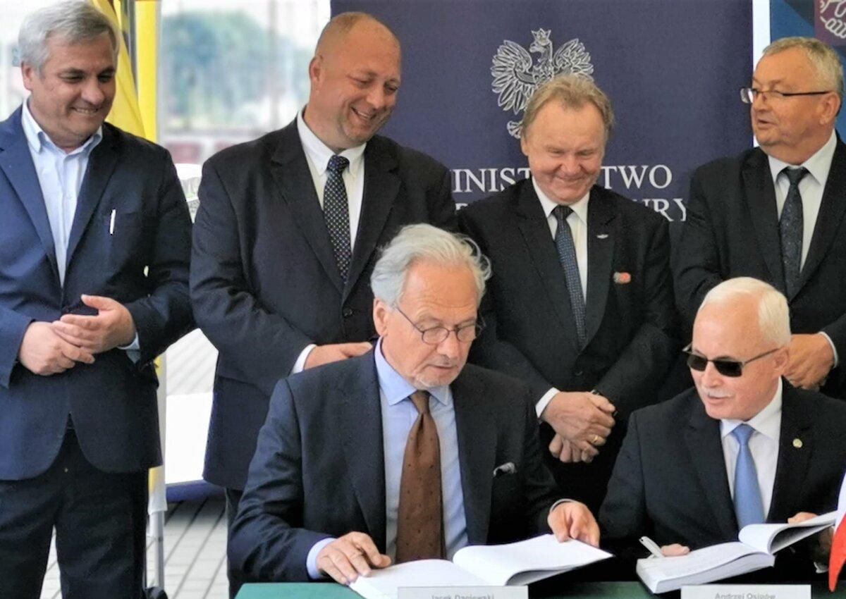 Budimex podpisał umowę na realizacji stacji kolejowej Ełk za 0,5 mld zł