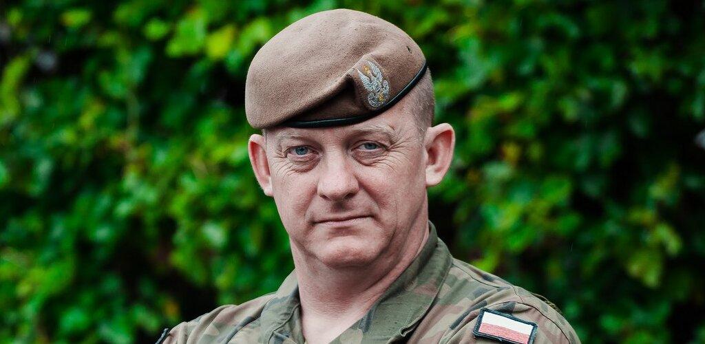 płk Edward Chyła nowym Komendantem Centrum Szkolenia WOT