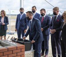 Rozpoczęcie budowy zakładu PepsiCo w Polsce