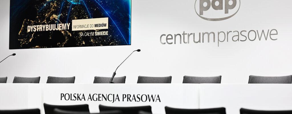 Nowe Centrum Prasowe PAP: multimedialny obiekt w sercu Warszawy