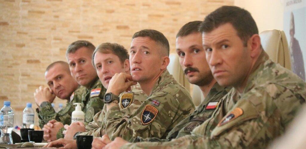 Międzynarodowe spotkanie podoficerów w Białymstoku