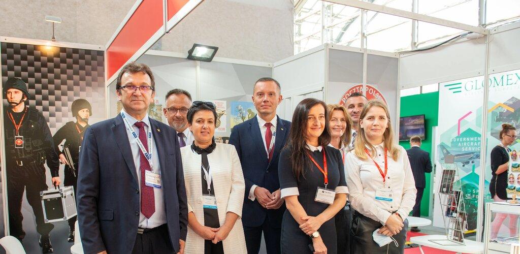 Poczta Polska po raz pierwszy ze stoiskiem na Międzynarodowym Salonie Przemysłu Obronnego w Kielcach