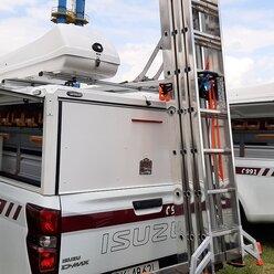 Nowe zabudowy w pojazdach Pogotowia Energetycznego kaliskiego oddziału