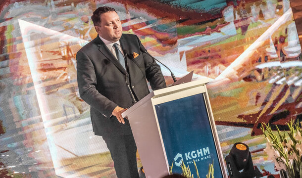 KGHM with bold projects to face challenges of the global economy
