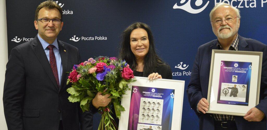 Gwiazdy polskiej muzyki – nowa seria znaczków Poczty Polskiej