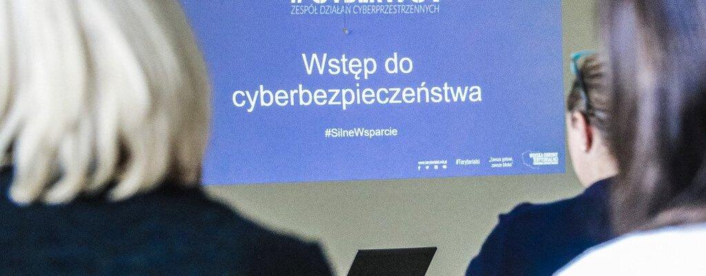 Szkolenia z cyberbezpieczeństwa