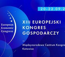 Budimex na XIII Europejskim Kongresie Gospodarczym w Katowicach
