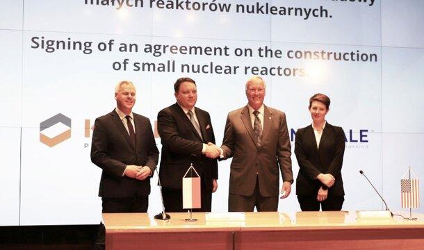 KGHM wybuduje pierwsze w Polsce małe reaktory nuklearne (SMR)