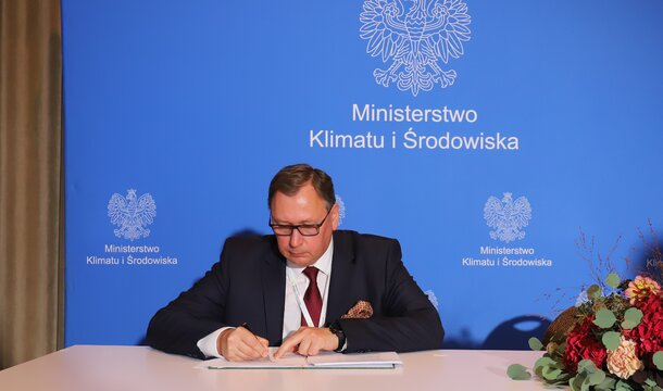 KGHM participates in the agreement for development of offshore wind energy in Poland