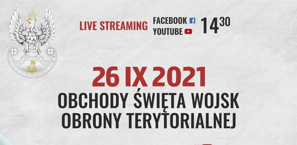 Live streaming z obchodów święta WOT
