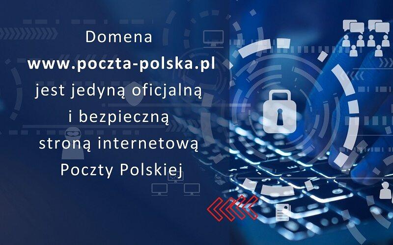 Kolejne próby wyłudzeń danych z wykorzystaniem marki Poczty Polskiej