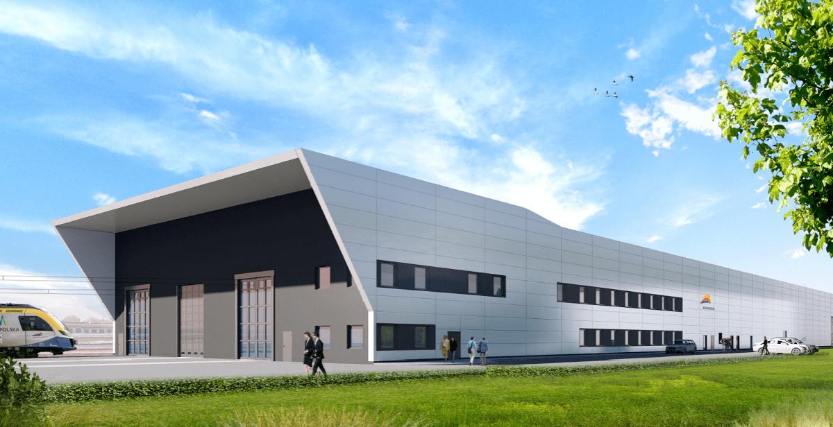 Budimex i KZN Rail rozpoczynają budowę bazy Kolei Małopolskich