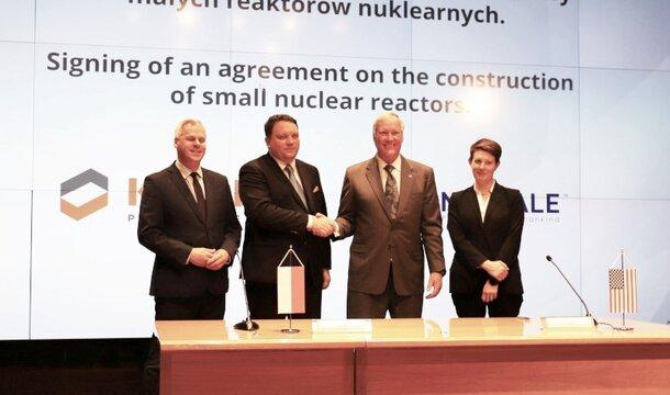 KGHM construirá los primeros reactores nucleares pequeños (SMR) de Polonia