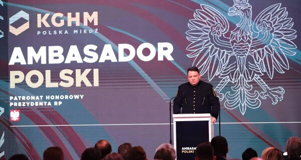 Polish Ambassador 2021 - we know the winners of the KGHM plebiscite