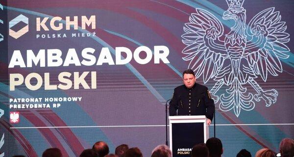 Embajador de Polonia 2021 - conocemos a los ganadores del plebiscito de KGHM