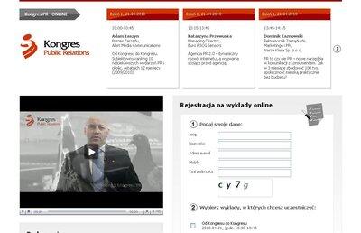 Wystartował serwis wideo IX Kongresu PR w Rzeszowie