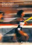 """teaser Ernst & Young: Kobiety najszybciej rosnącą """"gospodarką"""" świata"""