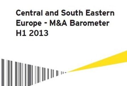 Raport EY: Polska druga w regionie pod względem wartości transakcji M&A