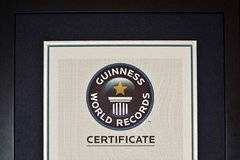 Teaser Pracownicy Proama ustanowili Rekord Guinnessa