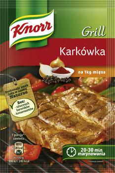 Przepis na udanego grilla? Z nowymi przyprawami Knorr na pewno się uda