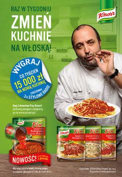 Włoska Kuchnia Raz W Tygodniu Daj Się Przekonać Biuro